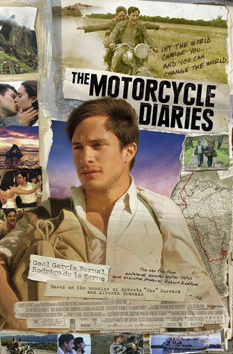 The Motorcycle Diaries (2004/Argentina, Brazil, USA)